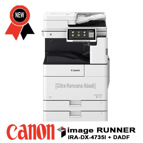 Canon IRA-DX-4735i + DADF